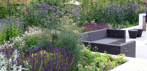 Small Japanese Garden Designs | Barn Conversion Garden By London