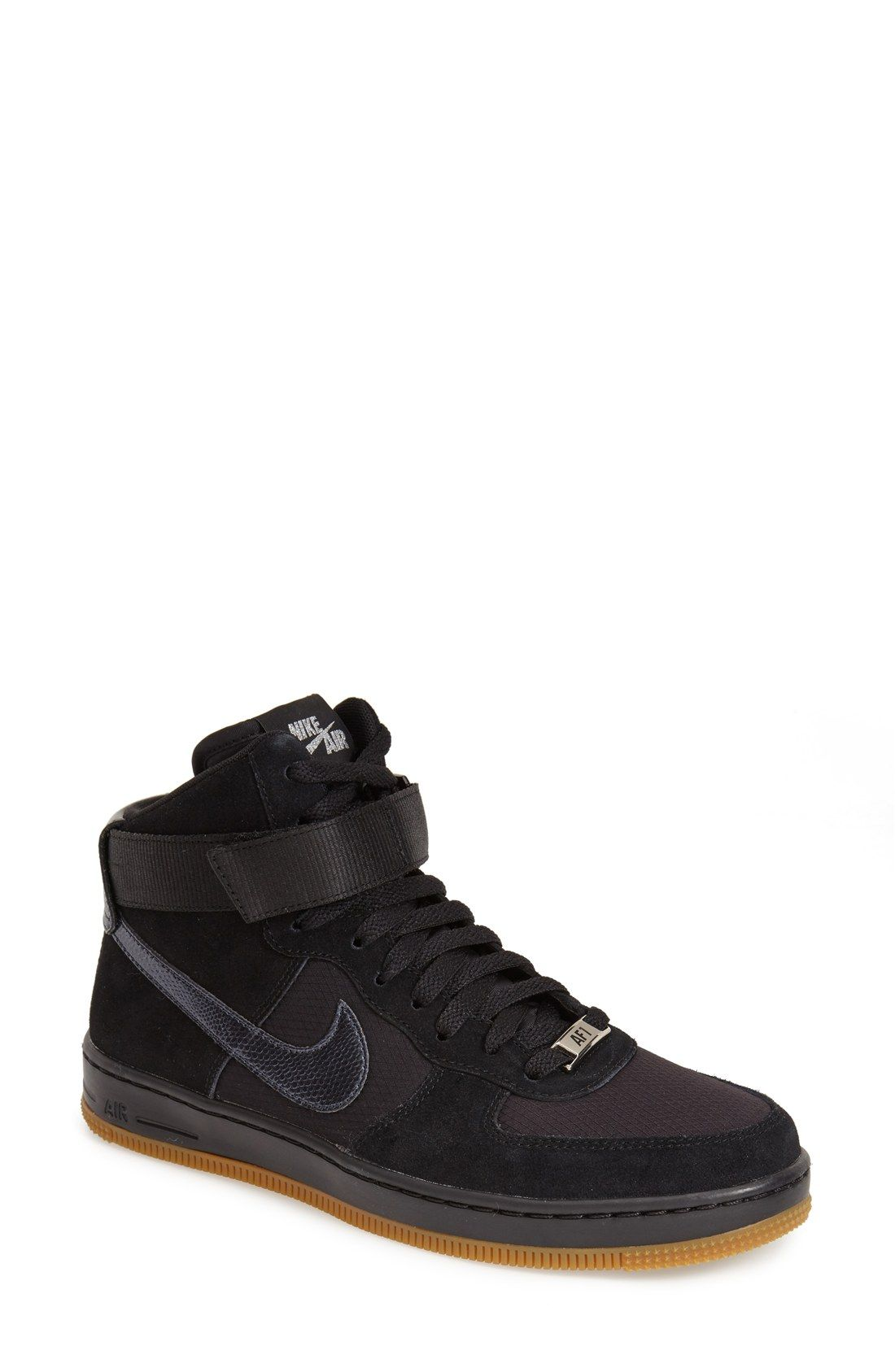 official photos bbd13 9ecab Nike Hi Tops Womens Black | RLDM