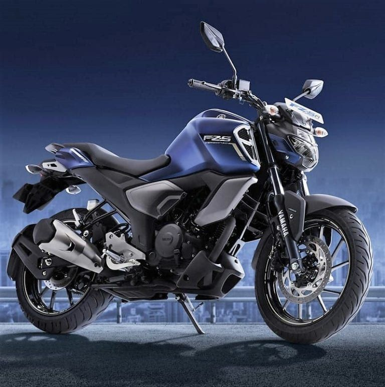 Latest Yamaha Fz Series Price List In India Updated Yamaha Fz
