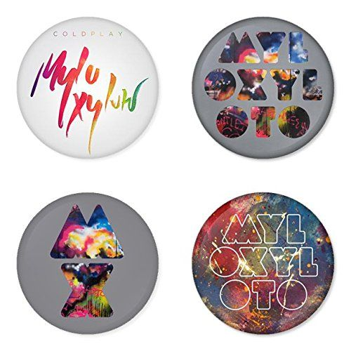 Coldplay Round Badges 1 75 Pinback Rock Buttons Https Www Amazon Ca Dp B00ocy2ezo Ref Cm Sw R Pi Dp X Gmj0ybt7w4etw