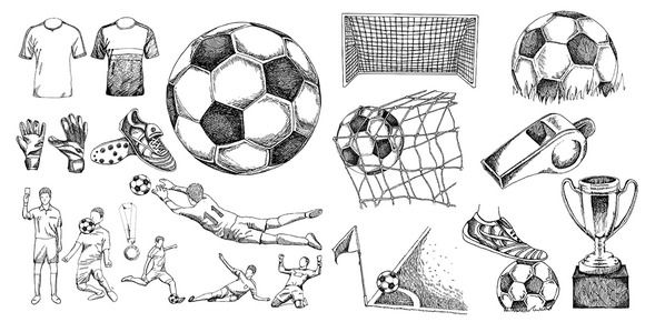 Soccer Drawing Soccer Drawing Drawings Sports Drawings