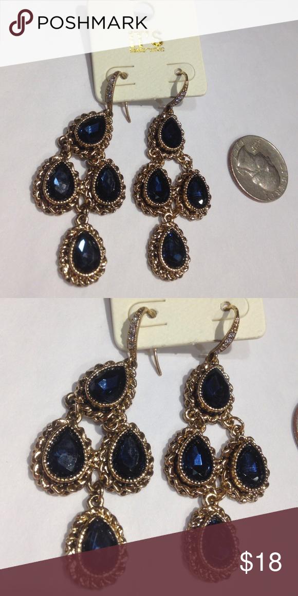 82e173628 Elegant drop earrings Lead & nickel compliant. No trades. Jewelry Earrings