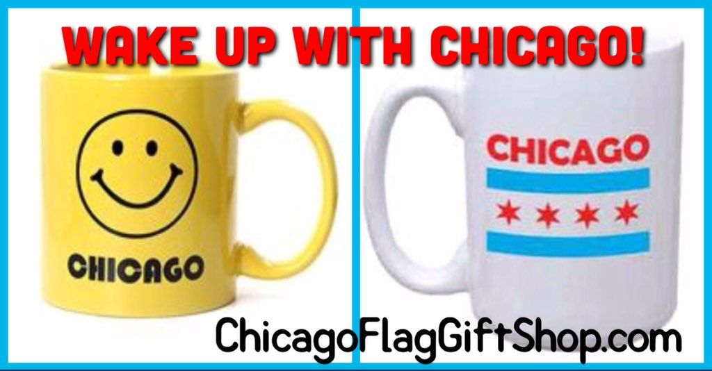 RT https://t.co/R3HFUvQwOD #WakeUp with #Chicago! Find cool Chicago stuff  at https://t.co/ENeQaRvv31 |  #Chicag https://t.co/P1StNajU2J