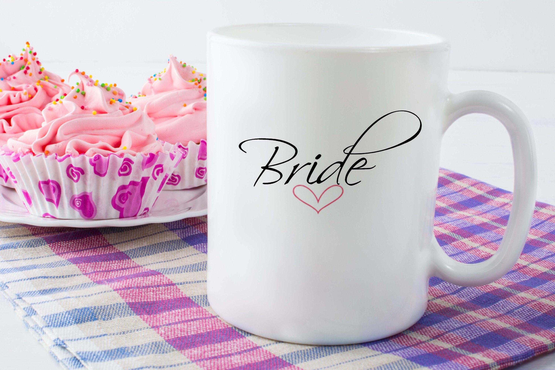 Bride ceramic mug engaged ceramic mug makes the perfect