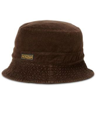 5ceb8318cc5 Polo Ralph Lauren Men s Corduroy Bucket Hat