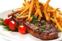 Rib-Eye Steaks