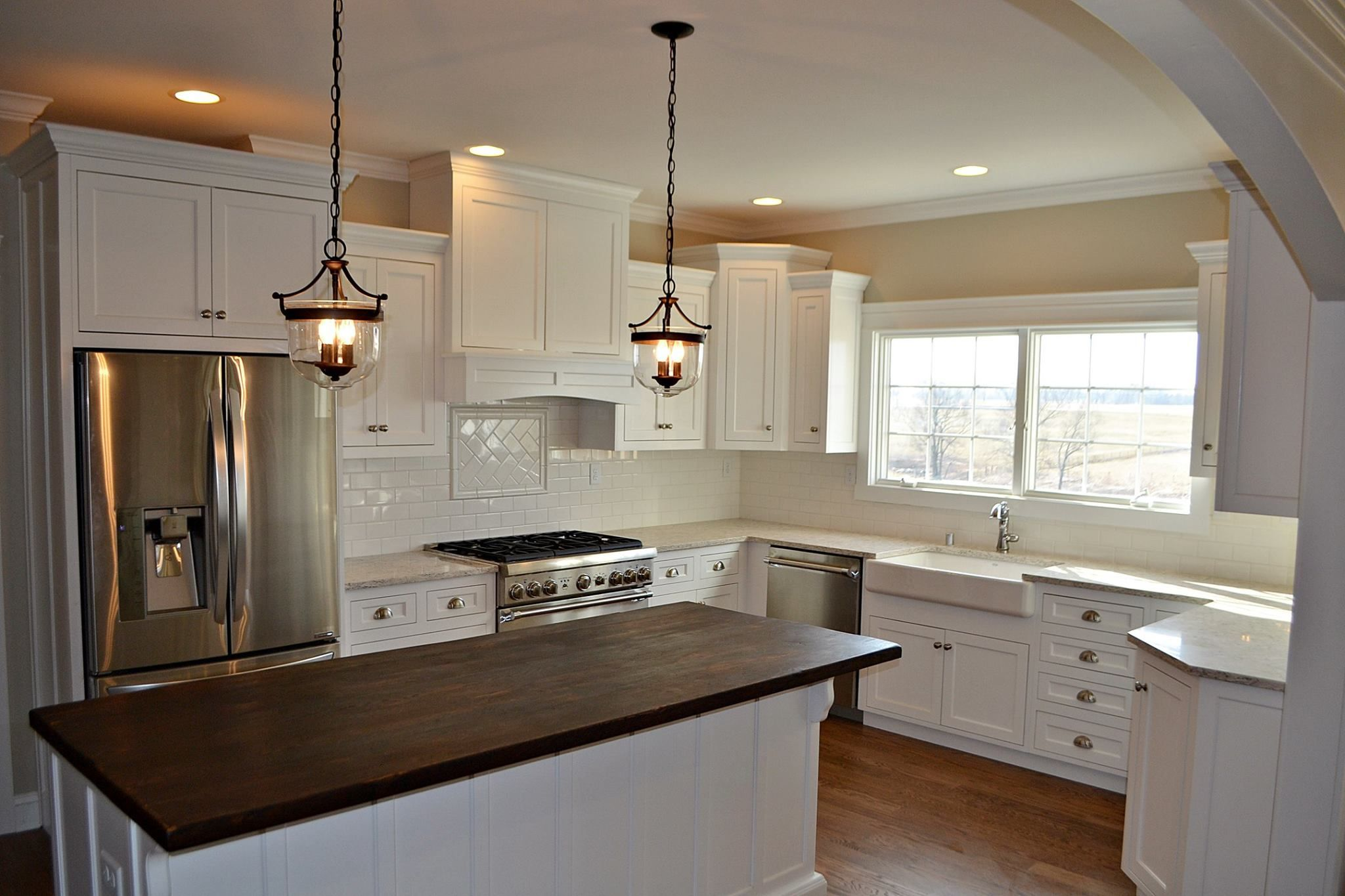 Kitchen Castled Cabinets Kitchen Layouts With Island Kitchen Layout Kitchen