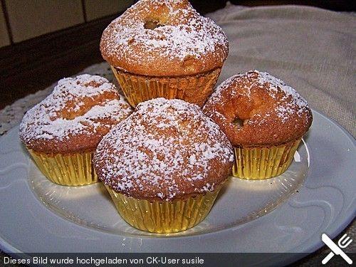 Apfelmuffins, ein schönes Rezept aus der Kategorie Kuchen. Bewertungen: 21. Durchschnitt: Ø 4,2.