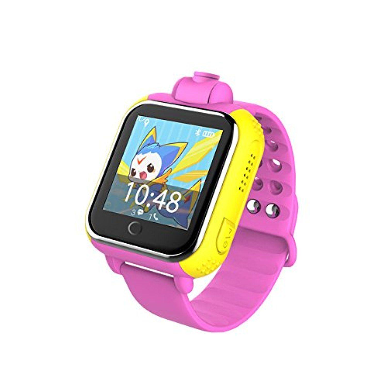 Kobwa Updated Gps Tracker Kids Smartwatch Wrist Sim Watch Phone Anti Lost Sos Wcdma Children Bracelet Parent Smart Watch Fitness Smart Watch Gps Tracker Watch