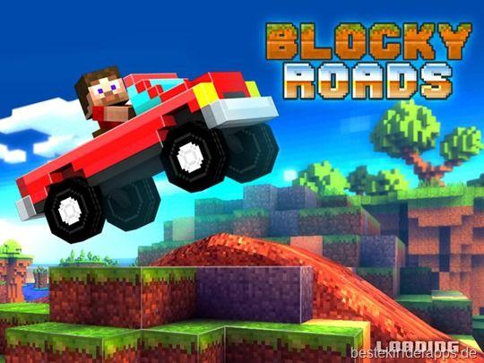 Blocky Roads - Minecraft Autos App (1)
