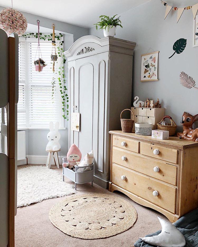 25+ Vintage girls bedroom furniture information