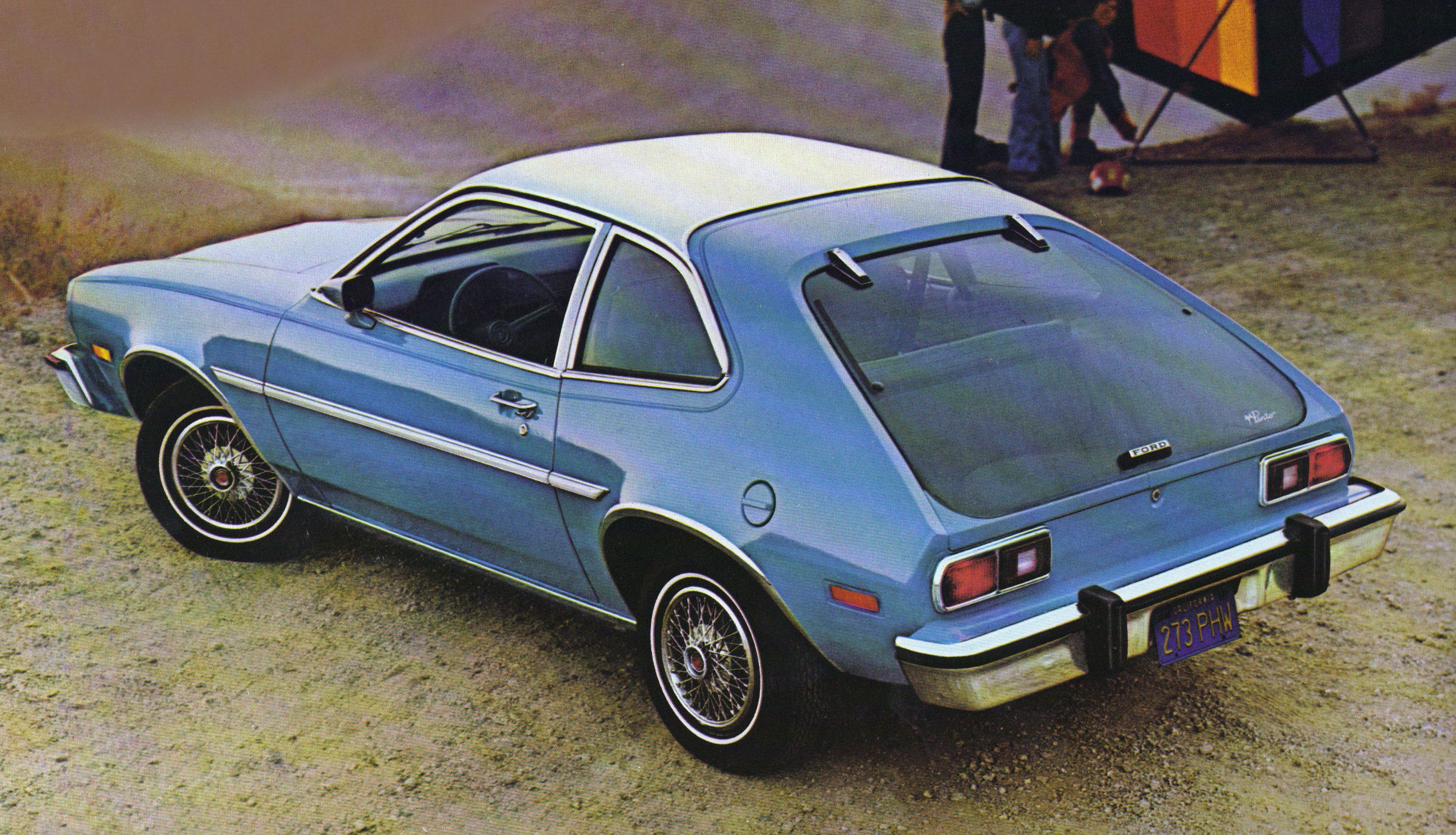 1979 ford pinto 3 door runabout hatchback rare and classic photo car pictures