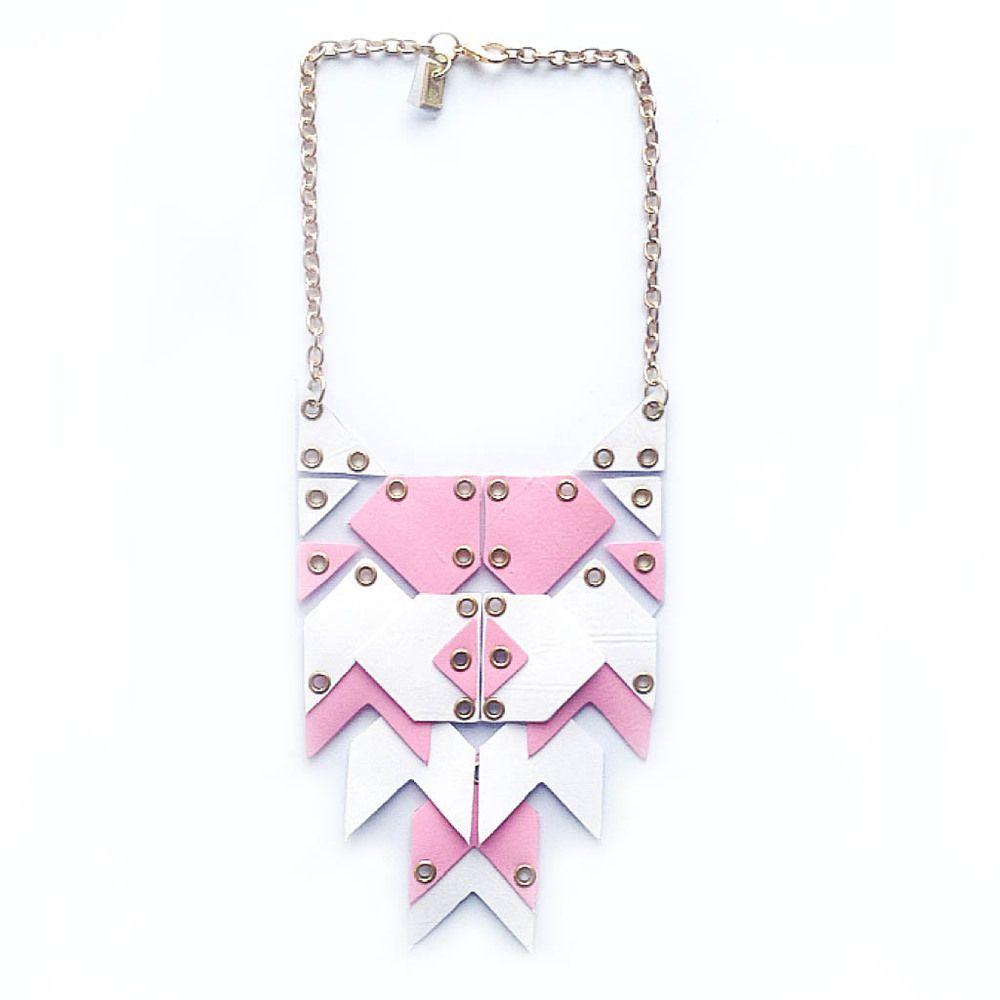 Medium SS14 Pattern Necklace