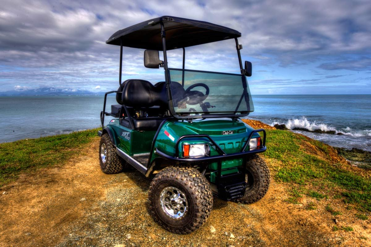 Find the right Vieques rental car, Jeep, SUV and golf cart
