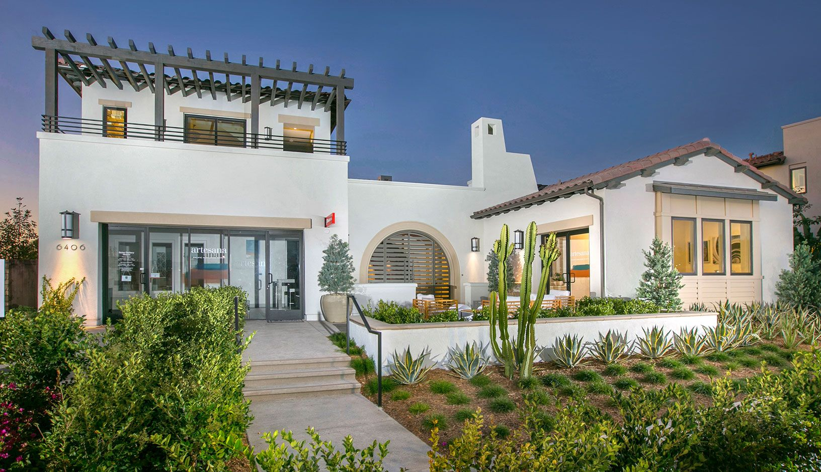 Artesana plan 1 at pacific highlands ranch in san diego