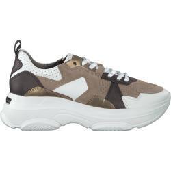 Kennel & Schmenger Sneaker 26500 Taupe Damen Kennel & Schmenger #indieoutfits