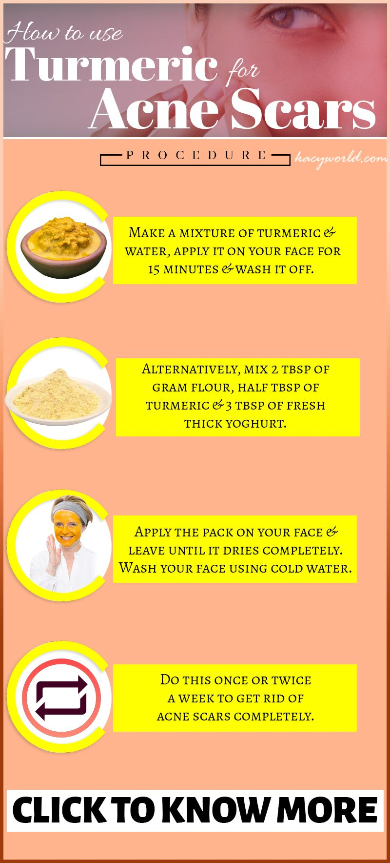 10 Major Benefits Of Turmeric Powder For Skin Kacyworld Com Turmeric Powder Benefits Turmeric Skin