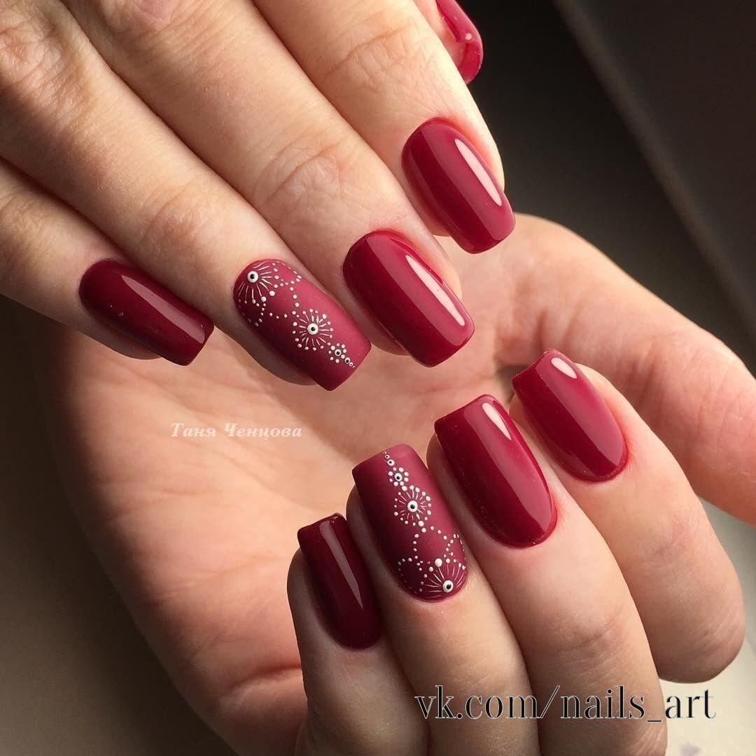 Pin by Наталия on Ногти | Pinterest | Style nails, Winter nails and ...