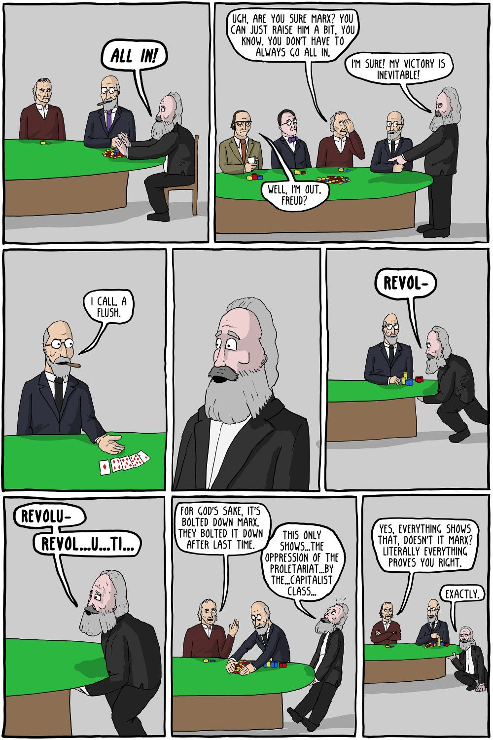 The Incommensurability Of That One Annoying Friend Who Always Goes All In Nerdy Jokes Comics Philosophy