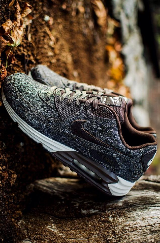 Nike Air Max Lunar 90 | Zapatillas casual, Zapatos tenis