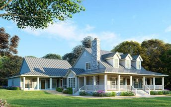 House Plan 8318 Country Plan 3 437 Square Feet 5 6 Bedrooms 4 Bathrooms