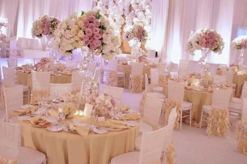tips para decorar el banquete de boda en 2019 | fiesta | wedding