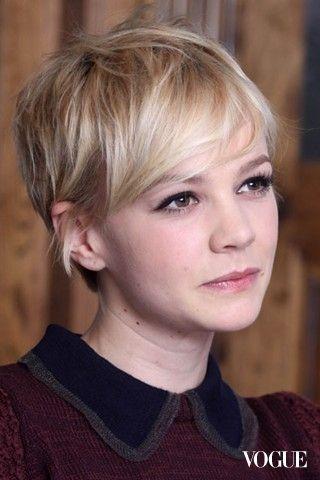 《大亨小傳The Great Gatsby》女主角 短髮精靈凱莉穆莉根Carey Mulligan髮型特輯