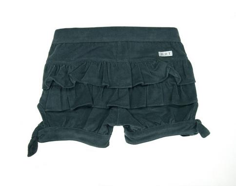 DOT calçoes de bombazine verdes