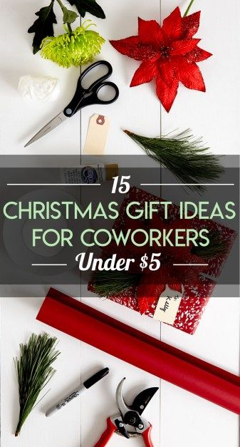 Gifts for coworkers for christmas under $5