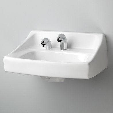 Toto Commercial Vitreous China 21\