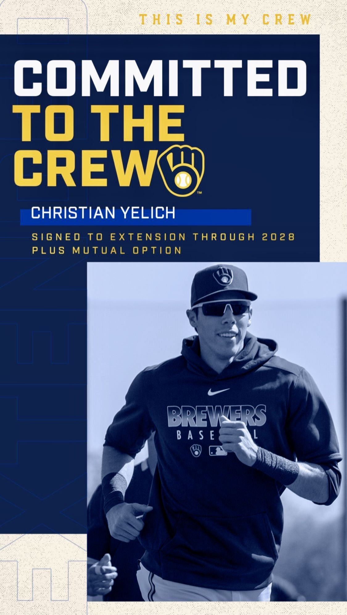 Pin By Louie Ii On Christian In 2020 Christian Yelich Christian Milwaukee Brewers