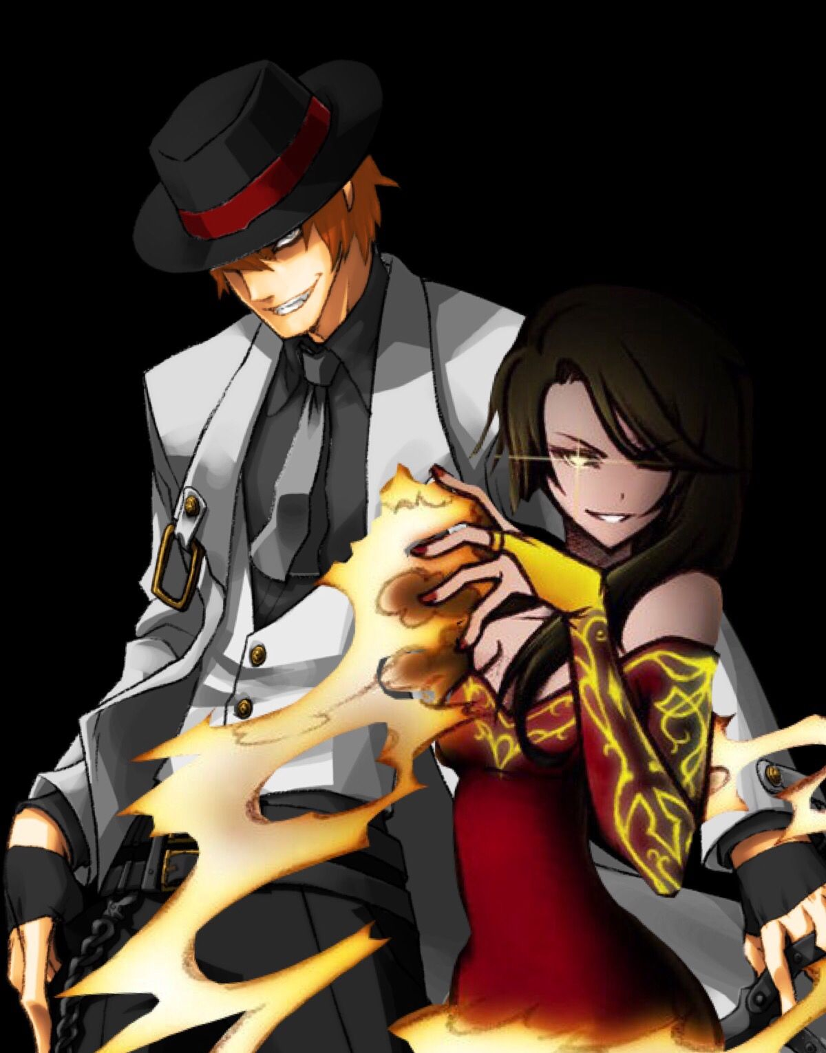 Roman And Cinder I Ship Them So Much Is It Just Me Let Me Know Rwby Rwby Fanart Anime