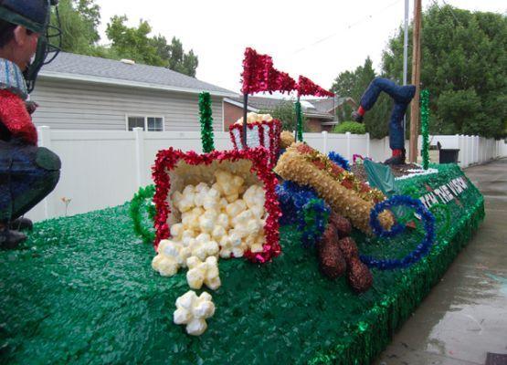 Baseball Parade Float Ideas For Parade Float