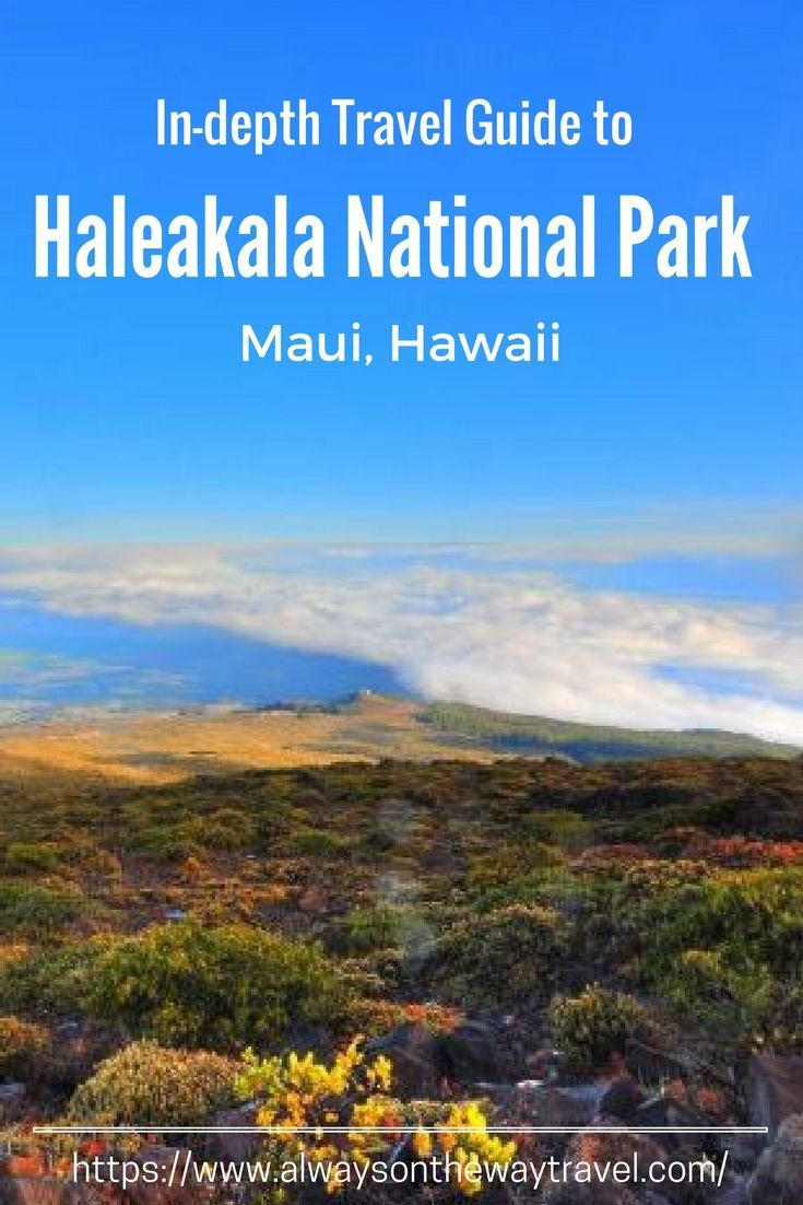Hawaii Travel Guide And Tips Haleakala On The Elevation Of - Elevation in feet above sea level
