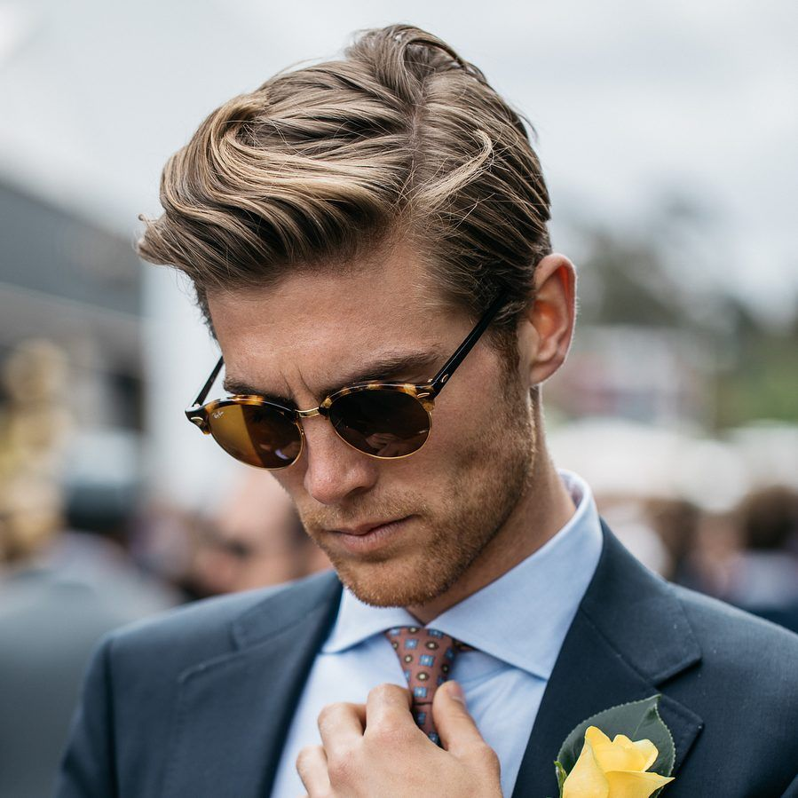 10 Side Part Haircuts For Men To Wear In 10 in 10  Mens