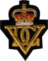 5th Royal Inniskilling Dragoon Guards Lapel Pin