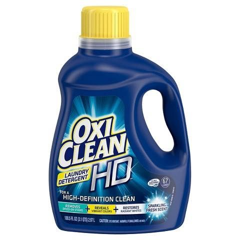 Nice Get Oxiclean Hd Laundry Detergent Only 3 50 At Target