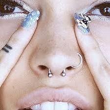 18g Septum Ring U Shape Surgical Steel 6mm 1 4 Horseshoe Body Jewelry Piercing Body Jewelry Piercing Body Jewelry Body Jewelry Shop