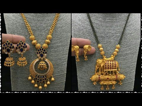 Latest mangalsutra designs with price 1 gram gold designer latest mangalsutra designs with price 1 gram gold designer mangalsutra youtube aloadofball Images