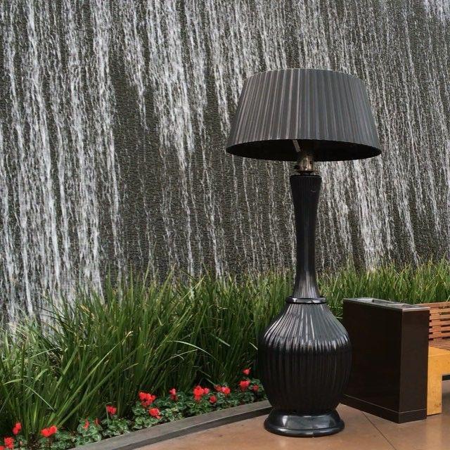 Kindle Living U2013 Award Winning Patio Heater Lamp Heat Warmer Decorative Light