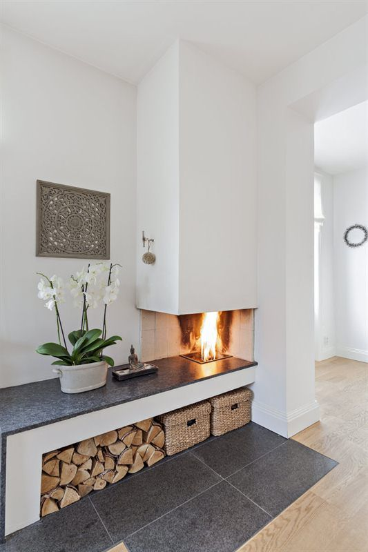 Wood Storage Firewood Fireplaces