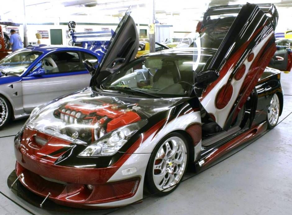 Tricked Out 1994 Acura Integra Stylish Cars Trucks