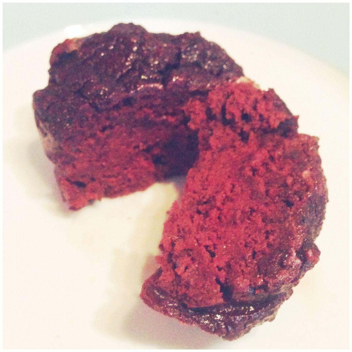 Red Velvet Choc-Beet Cupcakes