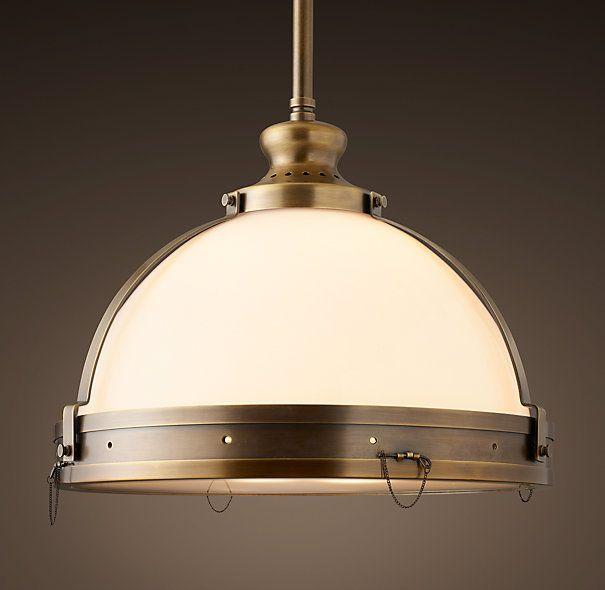 Clemson Classic Pendant Vintage Light Fixtures Antique Lighting