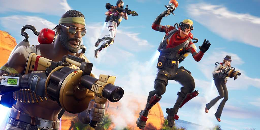 New Fortnite Update Brings Back Guided Missile Adds Jetpack Game Mode Gaming Android Games Game Cheats Epic Games