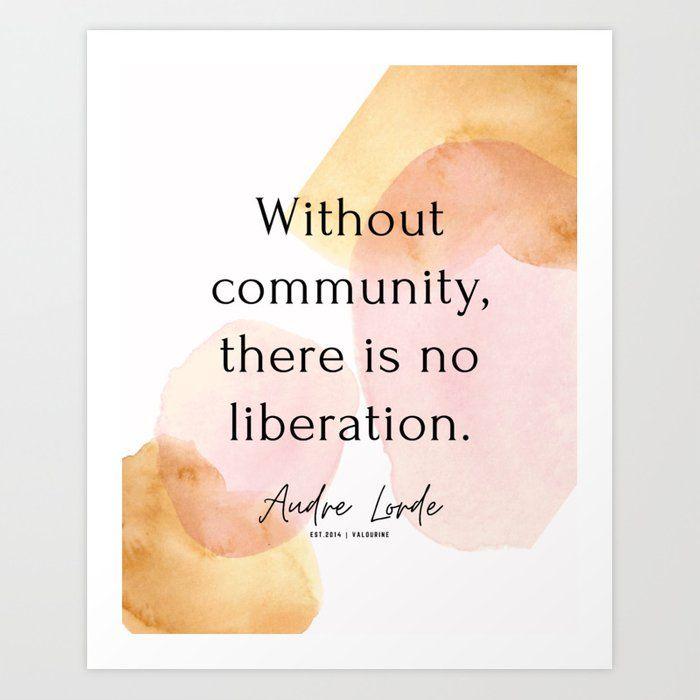 9 | Audre Lorde Quotes | 210207 | Feminist Quote|