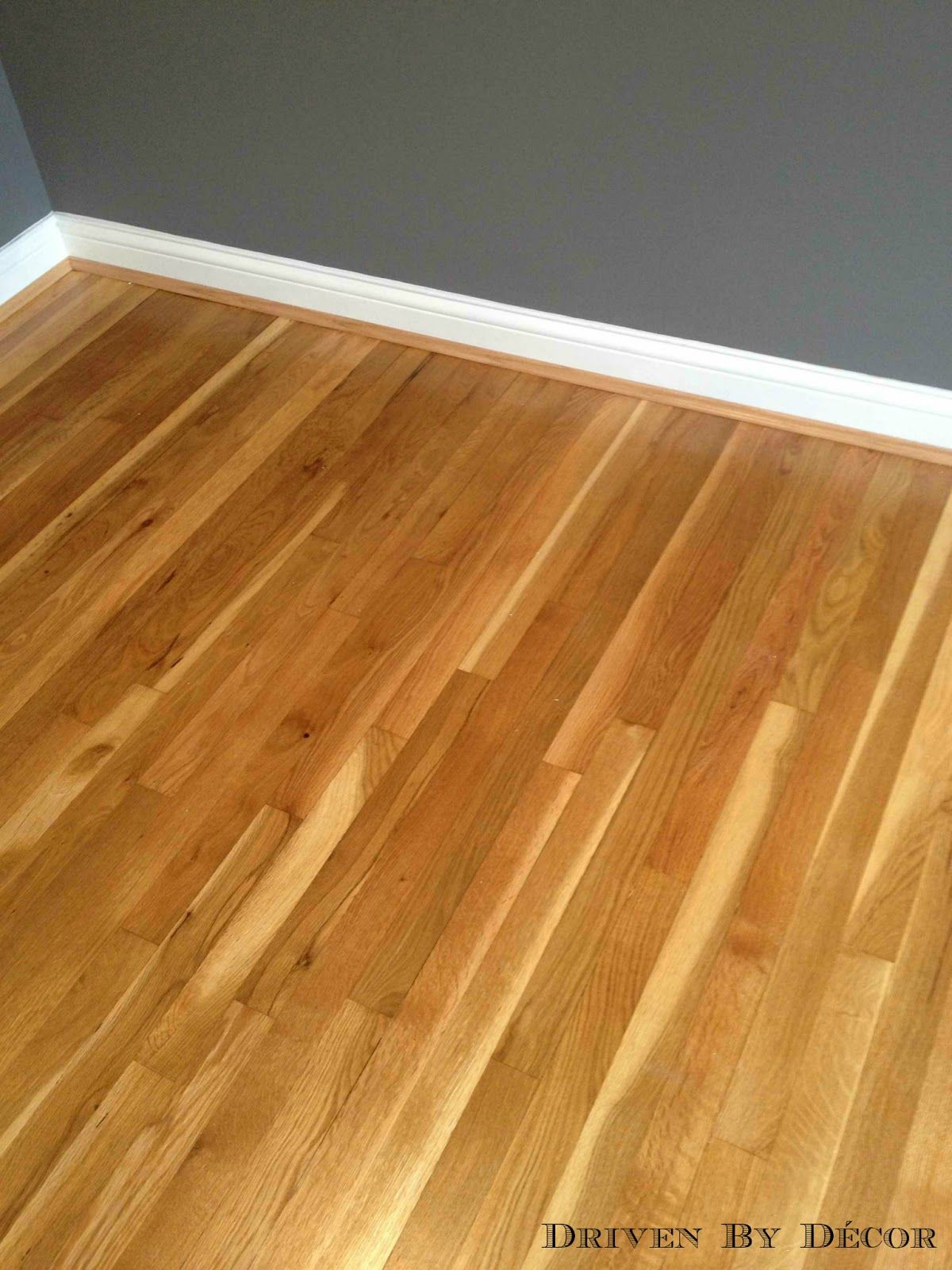 Refinishing hardwood floors water based vs oil based for Wood floor refinishing