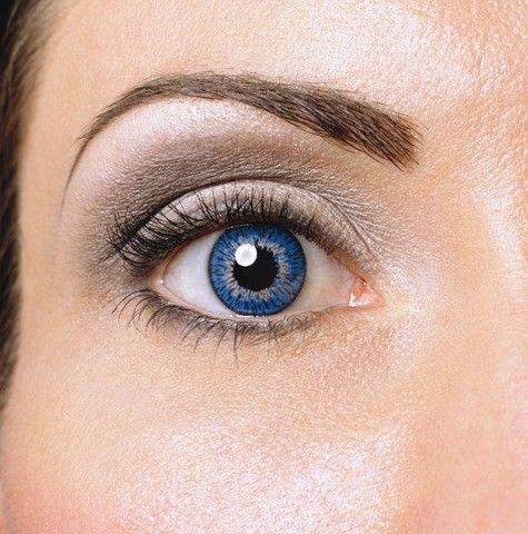 Most Natural Looking Non Prescription Colored Contacts