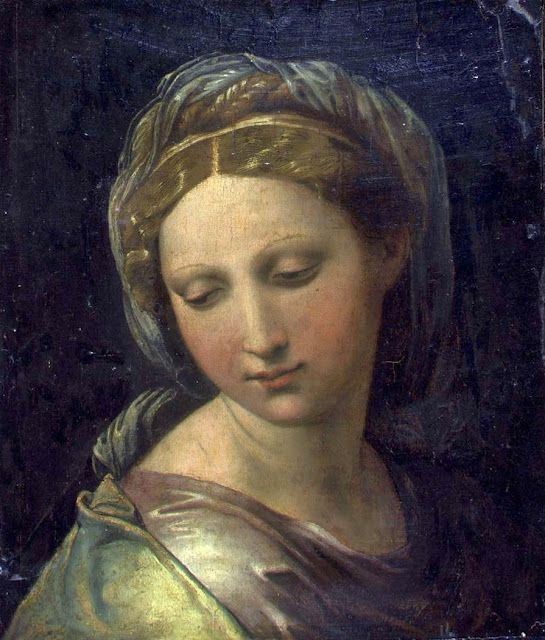 Italian Renaissance artist Raphael, 1520