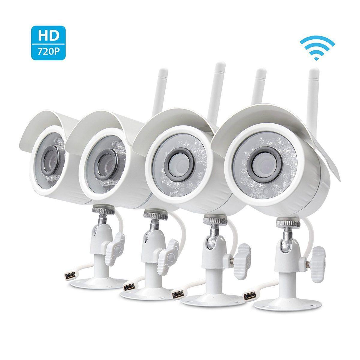 Zmodo Wireless Outdoor Security Camera Review | Security Cameras ...